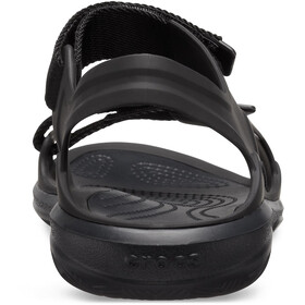 Crocs Swiftwater Expedition Sandals Women, black/black